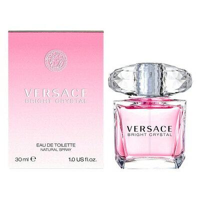 ヴェルサーチ VERSACE ブライト クリスタル EDT SP 30ml 【香水】【あす楽】