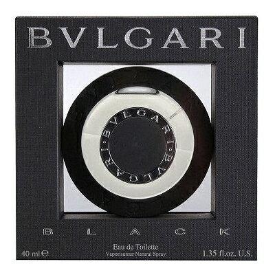 ブルガリ BVLGARI ブラック EDT SP 40ml 【香水】【激安セール】【あす楽】