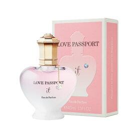ラブパスポート LOVE PASSPORT イット オードパルファム EDP SP 40ml 【香水】【あす楽】【割引クーポンあり】