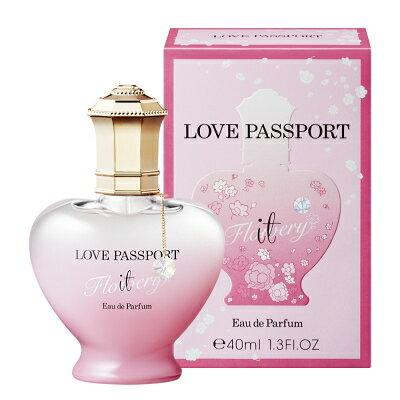 ラブパスポート LOVE PASSPORT イット フラワリー オードパルファム EDP SP 40ml 【香水】【あす楽】【割引クーポンあり】