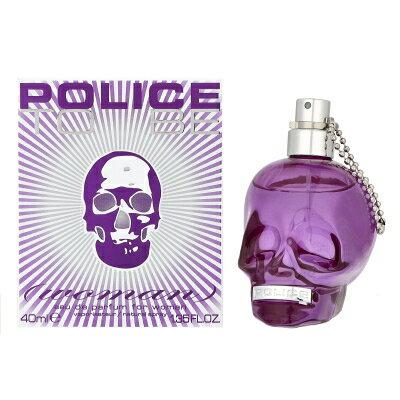 ポリス POLICE トゥービー パープル EDP SP 40ml 【香水】【激安セール】【あす楽】【割引クーポンあり】