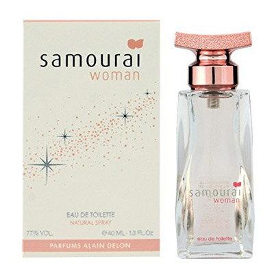 サムライ SAMOURAI サムライウーマン EDT SP 40ml 【香水】【あす楽】【最大500円OFFクーポン】