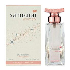 サムライ SAMOURAI サムライウーマン EDT SP 40ml 【香水】【あす楽】【割引クーポンあり】