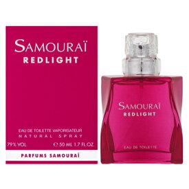 サムライ SAMOURAI サムライ レッドライト オードトワレ EDT SP 50ml 【香水】【激安セール】【あす楽】【割引クーポンあり】