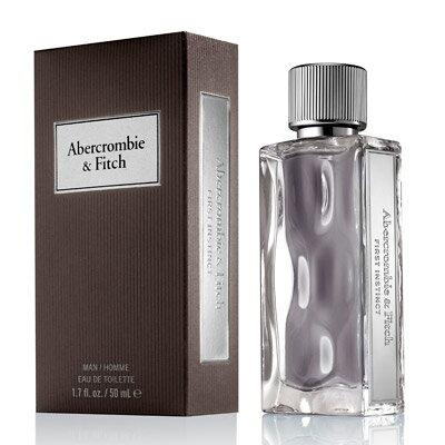 アバクロンビー&フィッチ Abercrombie&Fitch ファースト インスティンクト EDT SP 50ml 【香水】【激安セール】【あす楽】【割引クーポンあり】