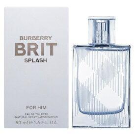 バーバリー BURBERRY ブリット スプラッシュ フォーヒム EDT SP 50ml 【香水】【あす楽】【割引クーポンあり】