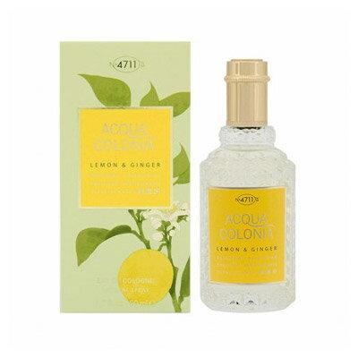 4711 フォーセブンイレブン アクアコロニア レモン&ジンジャー EDC SP 50ml 【香水】【あす楽】【送料無料】【割引クーポンあり】