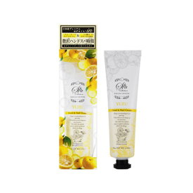アクアシャボン AQUA SAVON スパコレクション ハンド&ネイルクリーム ゆずスパの香り 55g 【odr】【割引クーポンあり】