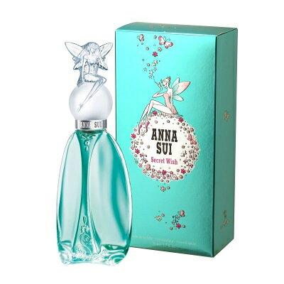 アナスイ ANNA SUI シークレットウィッシュ EDT SP 75ml 【香水】【激安セール】【あす楽】【割引クーポンあり】