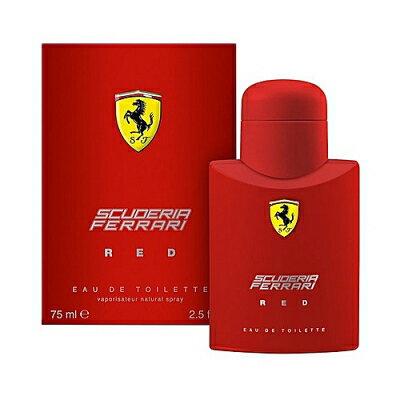 フェラーリ FERRARI フェラーリ レッド EDT SP 75ml 【香水】【激安セール】【odr】【割引クーポンあり】