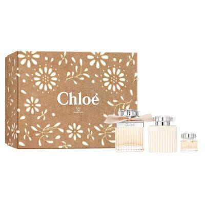クロエ CHLOE クロエ オードパルファム コフレセット EDP75ml +EDPミニ5ml+ボディローション100ml 【香水】【あす楽】【送料無料】【割引クーポンあり】