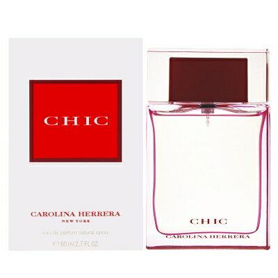 キャロライナ ヘレラ CAROLINA HERRERA シック オードパルファム EDP SP 80ml 【香水】【odr】【送料無料】【割引クーポンあり】
