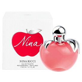 ニナリッチ NINA RICCI ニナ EDT SP 80ml 【香水】【あす楽】【送料無料】【割引クーポンあり】