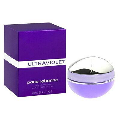 パコ ラバンヌ PACO RABANNE ウルトラバイオレット EDP SP 80ml 【香水】【あす楽】【割引クーポンあり】