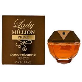 パコ ラバンヌ PACO RABANNE レディミリオン プリヴェ EDP SP 80ml 【香水】【あす楽】【送料無料】【割引クーポンあり】