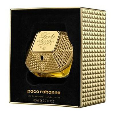 パコ ラバンヌ PACO RABANNE レディミリオン コレクターズエディション EDP SP 80ml 【香水】【あす楽】