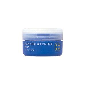 ナカノスタイリングワックス4ハードタイプ90g中野製薬NAKANO