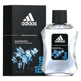 アディダス ADIDAS アイスダイブ 100ml EDT SP fs 【香水 メンズ】【あす楽】【セール】【クリスマス】