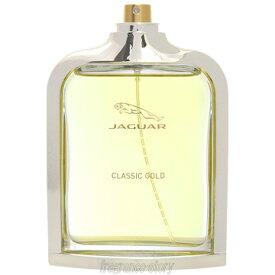 ジャガー JAGUAR ジャガー クラシック ゴールド 100ml EDT テスター fs 【香水 メンズ】【あす楽】