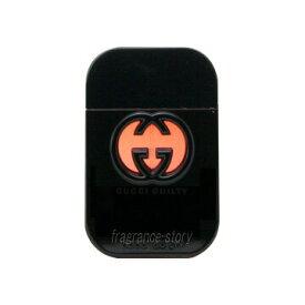 グッチ GUCCI ギルティ ブラック 75ml EDT テスター fs 【香水 レディース】【あす楽】【アウトレット】