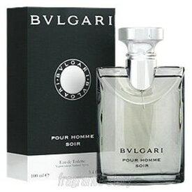 ブルガリ BVLGARI ブルガリ プールオム ソワール 100ml EDT SP fs 【香水 メンズ】【人気】【あす楽】