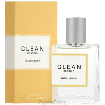 クリーン CLEAN クリーン フレッシュ リネン 60ml EDP SP fs 【あす楽】【香水 レディース】【送料無料】