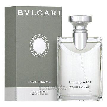 ブルガリ BVLGARI ブルガリ プールオム 50ml EDT SP fs 【あす楽】【香水 メンズ】