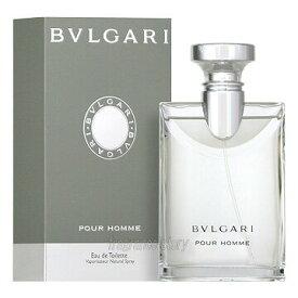 ブルガリ BVLGARI ブルガリ プールオム 50ml EDT SP fs 【香水 メンズ】【人気】【あす楽】