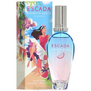 エスカーダ ESCADA ソルベット ロッソ 50ml EDT SP fs 【香水 レディース】【あす楽】【クリスマス】