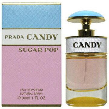 プラダ PRADA キャンディ シュガー ポップ 30ml EDP SP fs 【あす楽】【香水 レディース】