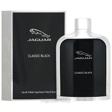 ジャガー JAGUAR ジャガー クラシック ブラック 100ml EDT SP fs 【あす楽:エリア限 営業日 正午迄】【香水 メンズ】