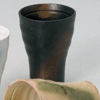 黒彩色吹墨 pretty cup size