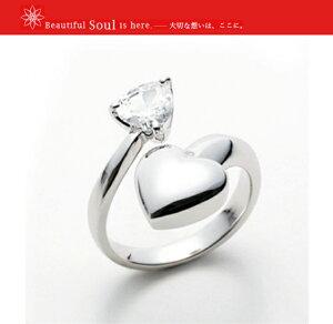 ソウルジュエリー 遺骨リング リング ハート Soul Jewelry  手元供養 送料無料