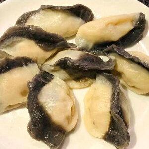 黒和豚肉フカヒレ餃子  中国瀋陽百年老辺餃子 秘伝の味  本格的な手作り餃子 冷凍餃子 焼き/煮る/蒸す どっちでもおいしい1袋(20個入り)500g