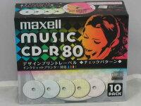 マクセル音楽用CDR80分10枚