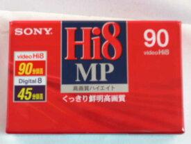ソニーハイエイトビデオテープP6−90HMP3