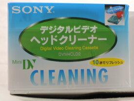 ソニー デジタル ビデオ ヘッドクリーナー DVM4CLD2