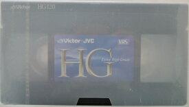 ビクター VHS ビデオテープ 5T−120HGK 5巻 透明フィルム