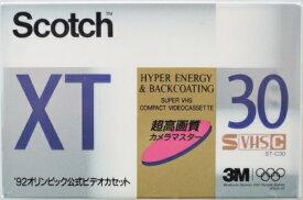 スコッチ S−VHS−C ビデオテープ ST−C30XT
