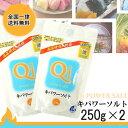 キパワーソルト 250g×2 メール便 送料無料 調味料 ソルト 塩 焼塩 還元力 ミネラル 肉料理 魚介料理 天ぷら 美容 入浴 家庭菜園 鮮度 こわけや