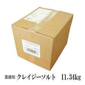 日本緑茶センター クレイジーソルト 25ポンド 宅配便 送料無料 無添加 ハーブ スパイス ソルト 調味料 こわけや