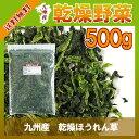 乾燥ほうれん草 500g〔チャック付〕/九州産 乾燥野菜 ホウレン草