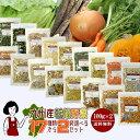 九州産乾燥野菜17種類から2袋(計200g)選べるセット/メール便 送料無料 チャック付 九州産 国産 ボイル済み ドライベ…