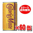★送料無料・2ケース(60缶)★カロリーメイト ココア味 200ml×60本 【RCP】