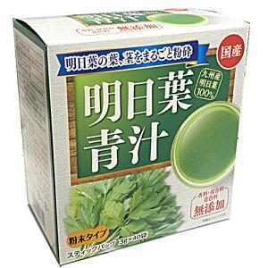 新日配薬品 九州産明日葉青汁 3g×40包