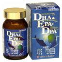 DHA&EPA+DPA 120球5,400円以上お買い上げで送料無料DHA、EPAに竪琴アザラシのオイル(ハープシールオイル/DPA)を配…