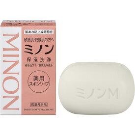 ミノン薬用スキンソープ 80g【RCP】