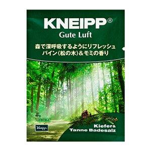 クナイプ グーテルフト バスソルト パイン<松の木>&モミの香り 40g【kneipp1】