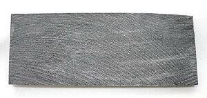 水牛工芸材料、幅広。長さ約16.6cm・幅約6.25〜6.3cm・厚み約6.5〜 7m/m。超高級特殊工芸板材、黒(天然色)。メガネ・かっさ・手作りアクセサリー材料 日本製。メール便。