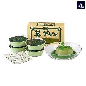 茶・プリン(4ヶ入)
